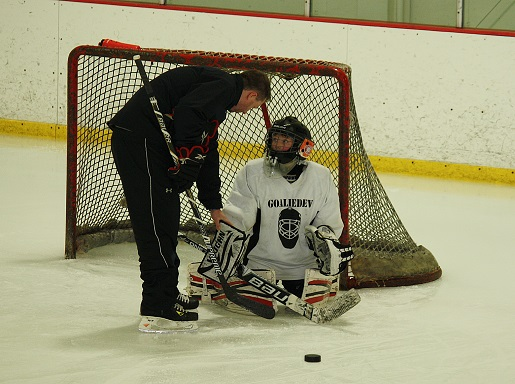 GOALIEDEV CAMP