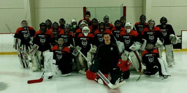 ANOTHER GREAT GOALIE CAMP!
