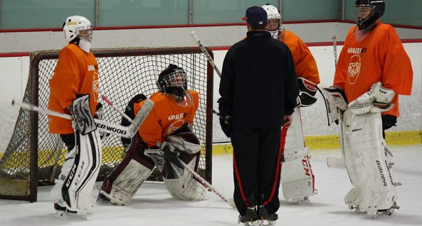 GoalieDev 2017 Goalie Camp